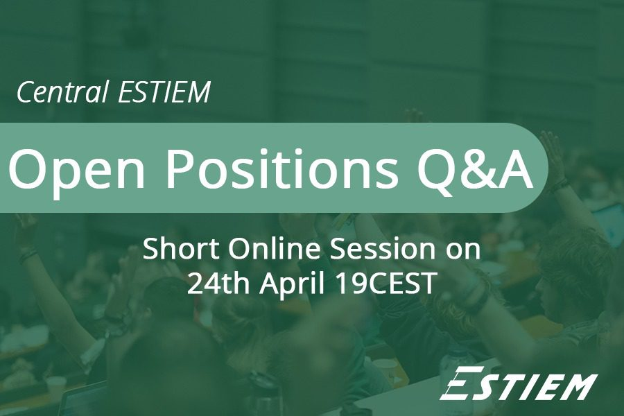 Open Positions Q&A